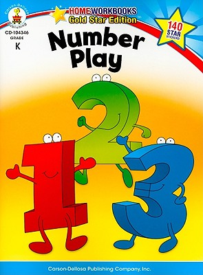Number Play By Carson-Dellosa Publishing Company, Inc. (COR)